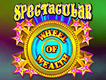Игровой слот Spectacular Wheel Of Wealth